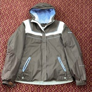 Columbia ski jacket a girl's size 18/20